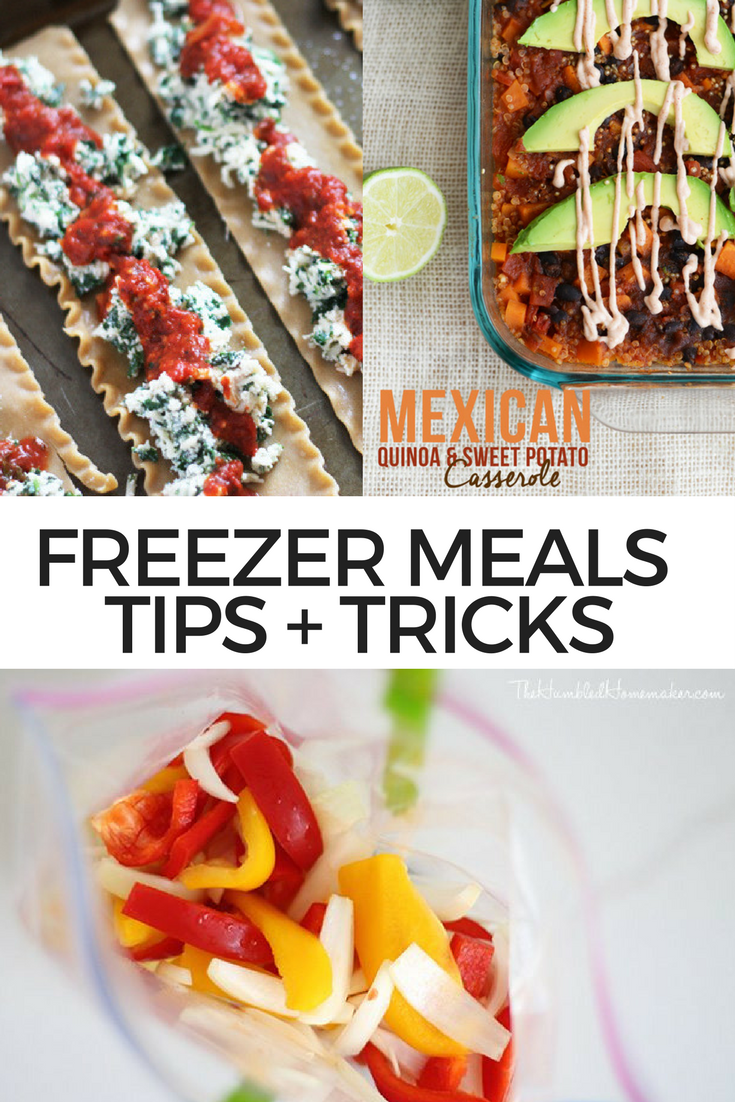 FREEZER MEALS FOR FALL