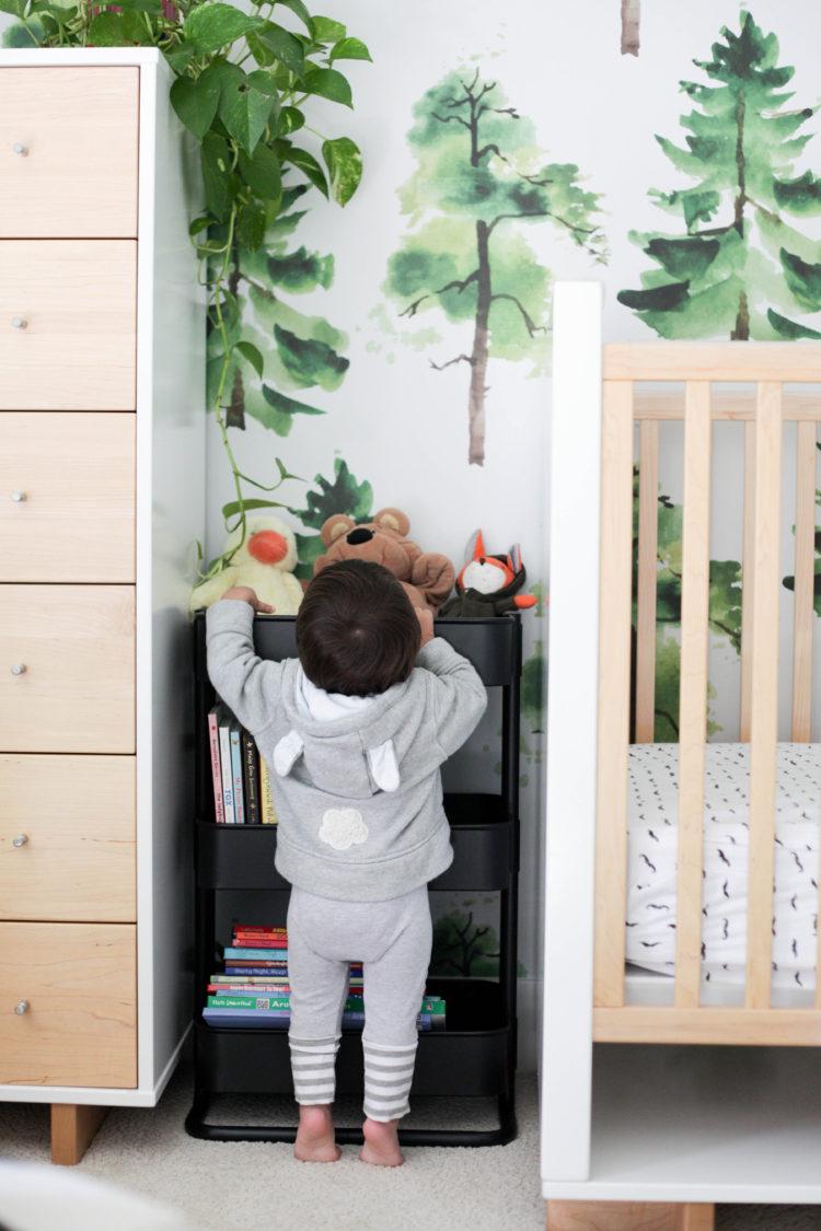 Roy's Big Boy Nursery Reveal