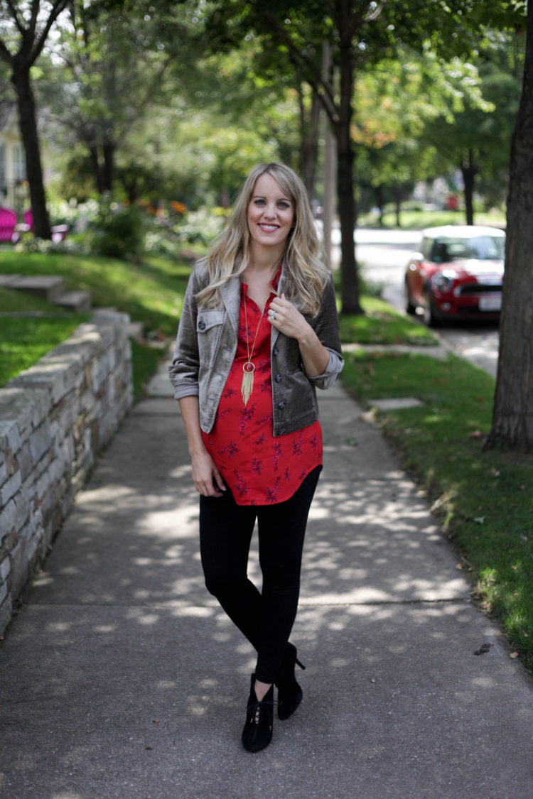 fall fashion – embracing the velvet trend