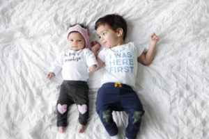 funny personalized baby onesie for newborns and toddlers