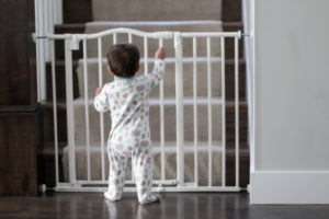 Keeping toddlers safe with north states baby gate