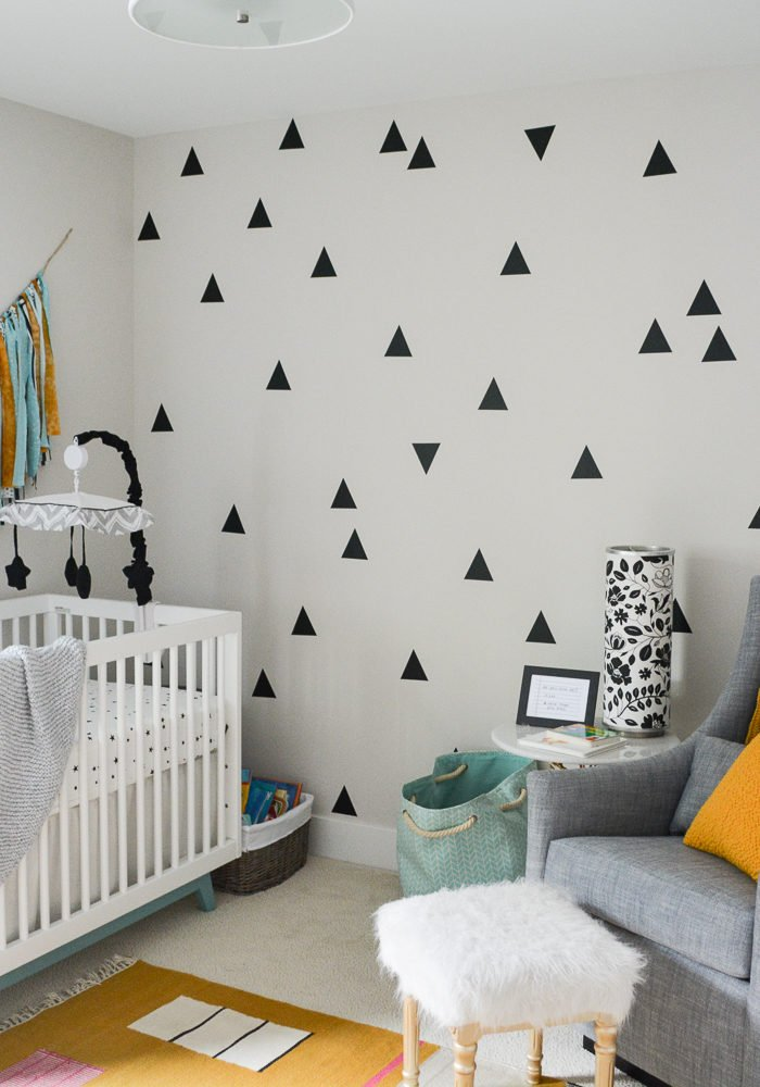 Roy's nursery reveal: a fun baby boy nursery