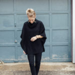 shop your closet: how to rock an all black outfit