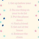 2 Under 2 - 6 Tips to Thrive