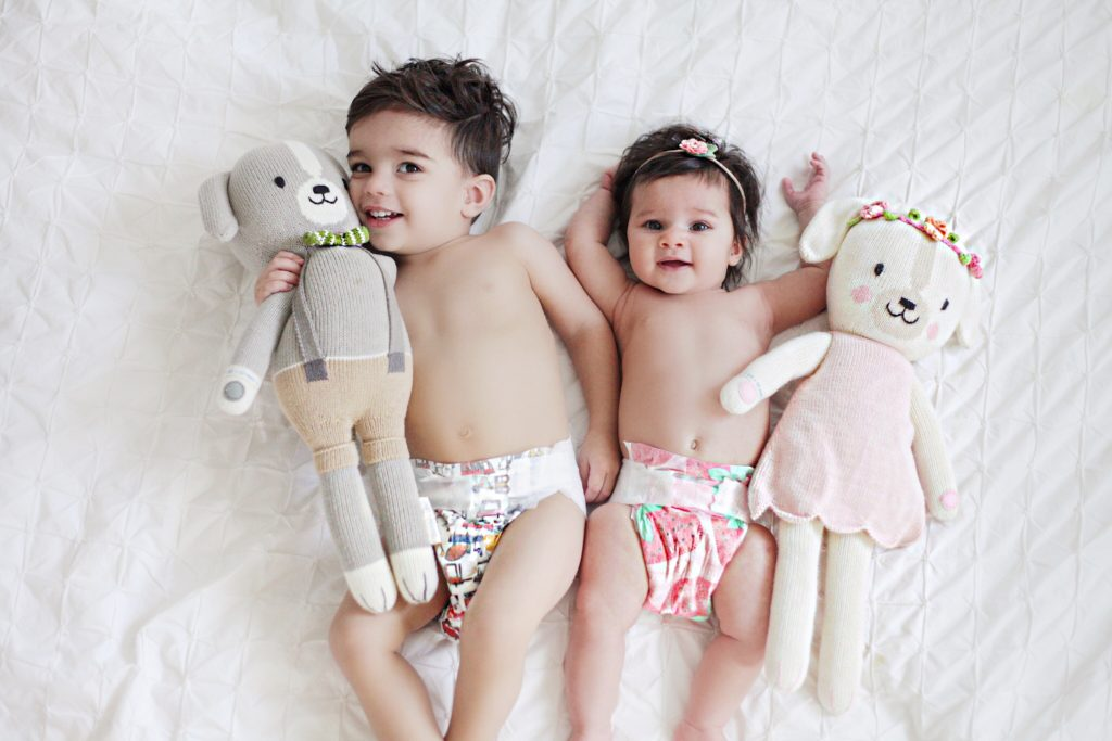 baby gifts that give back including cuddle and kind dolls!