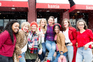 Mix like a mother group with local minneapolis mamas at barrio.