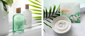 thymes fragrance neroli sol soap and lotion