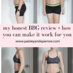 BBG Workout Review   Kayla Itsines' Plan Pros + Cons