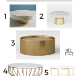 Round Coffee Table Round Up
