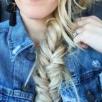 How to do a Fishtail Braid for Beginners {VIDEO}
