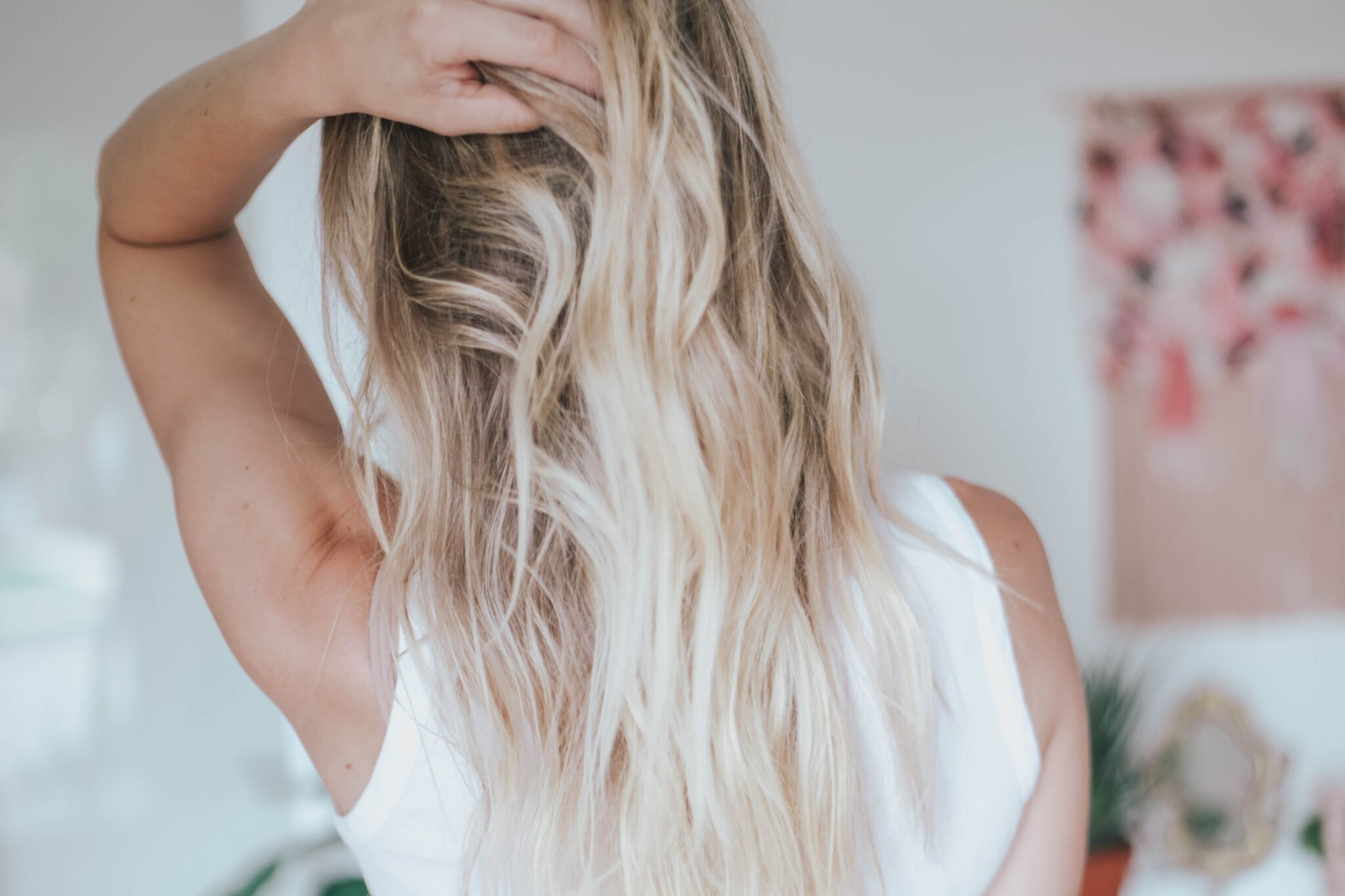 Dry shampoo tips and tricks