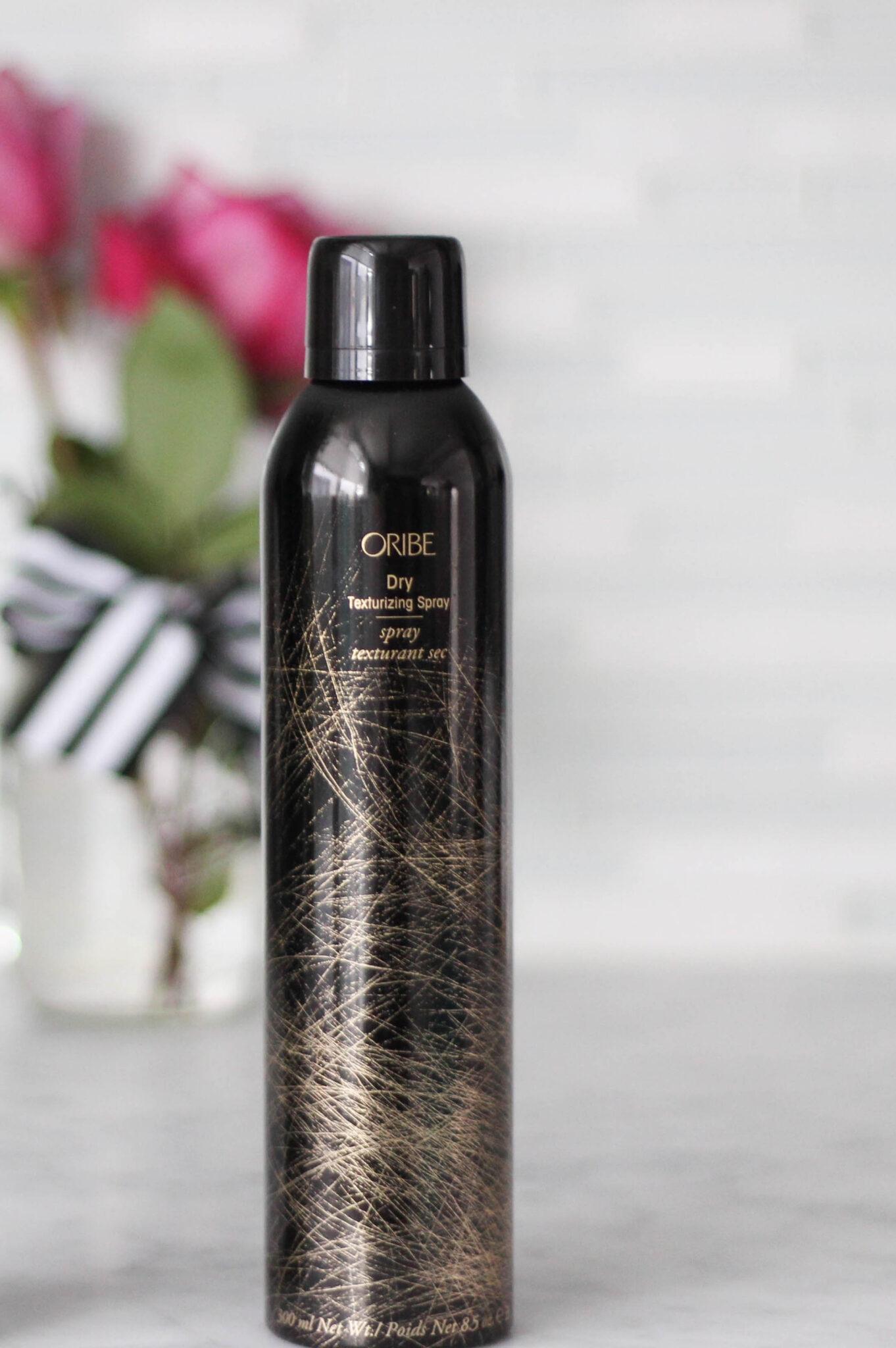how to use dry shampoo - oribe texturizing dry shampoo