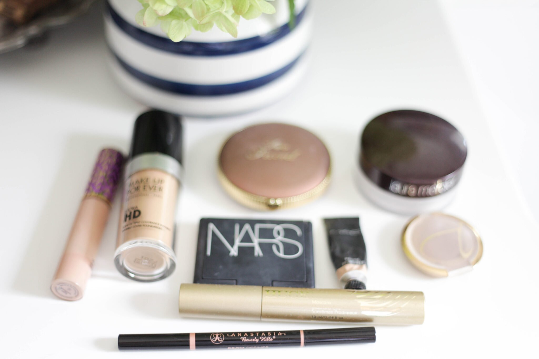 make up and beauty products I'm loving