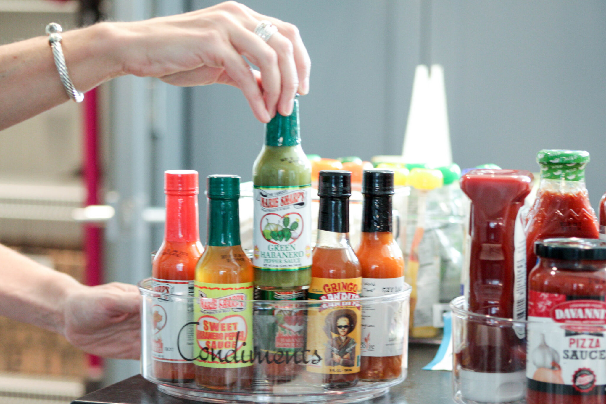 7 DIY Kitchen Pantry Organization Ideas - Style + Dwell - Paisley + ...