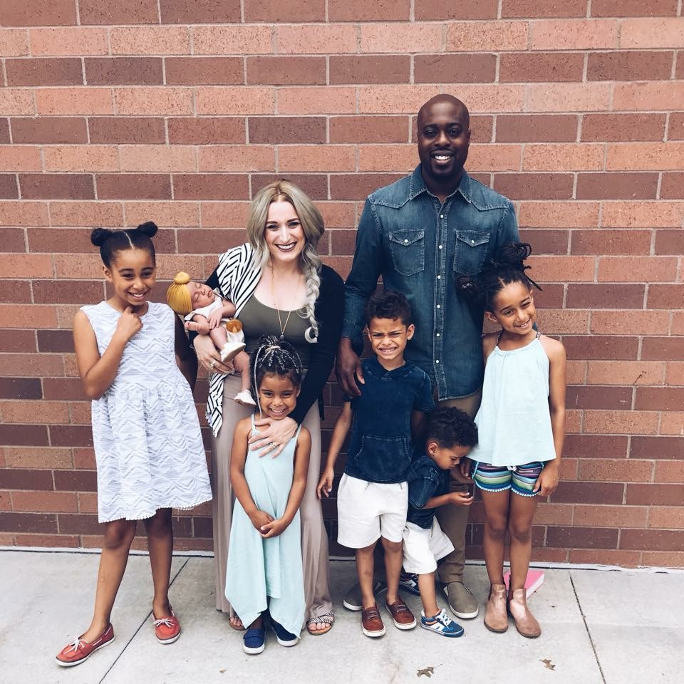 meghan joy yancy and family