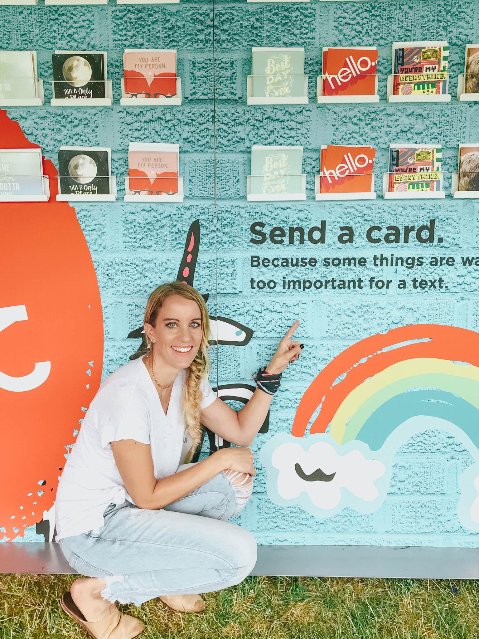 send a card - studio ink at the uptown art fair