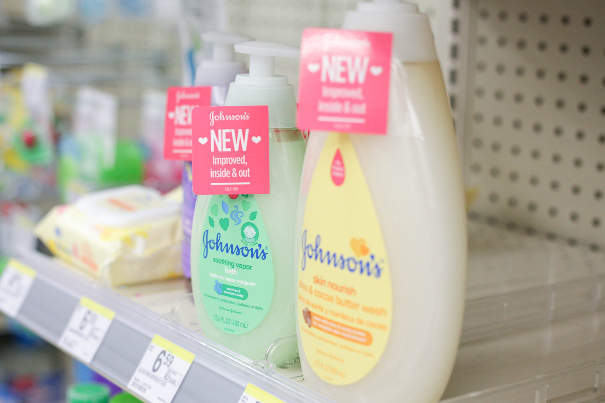 JOHNSON'S® Baby at Walgreens