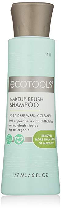 ecotools makeup brush cleaner