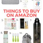 Useful Things To Buy on Amazon