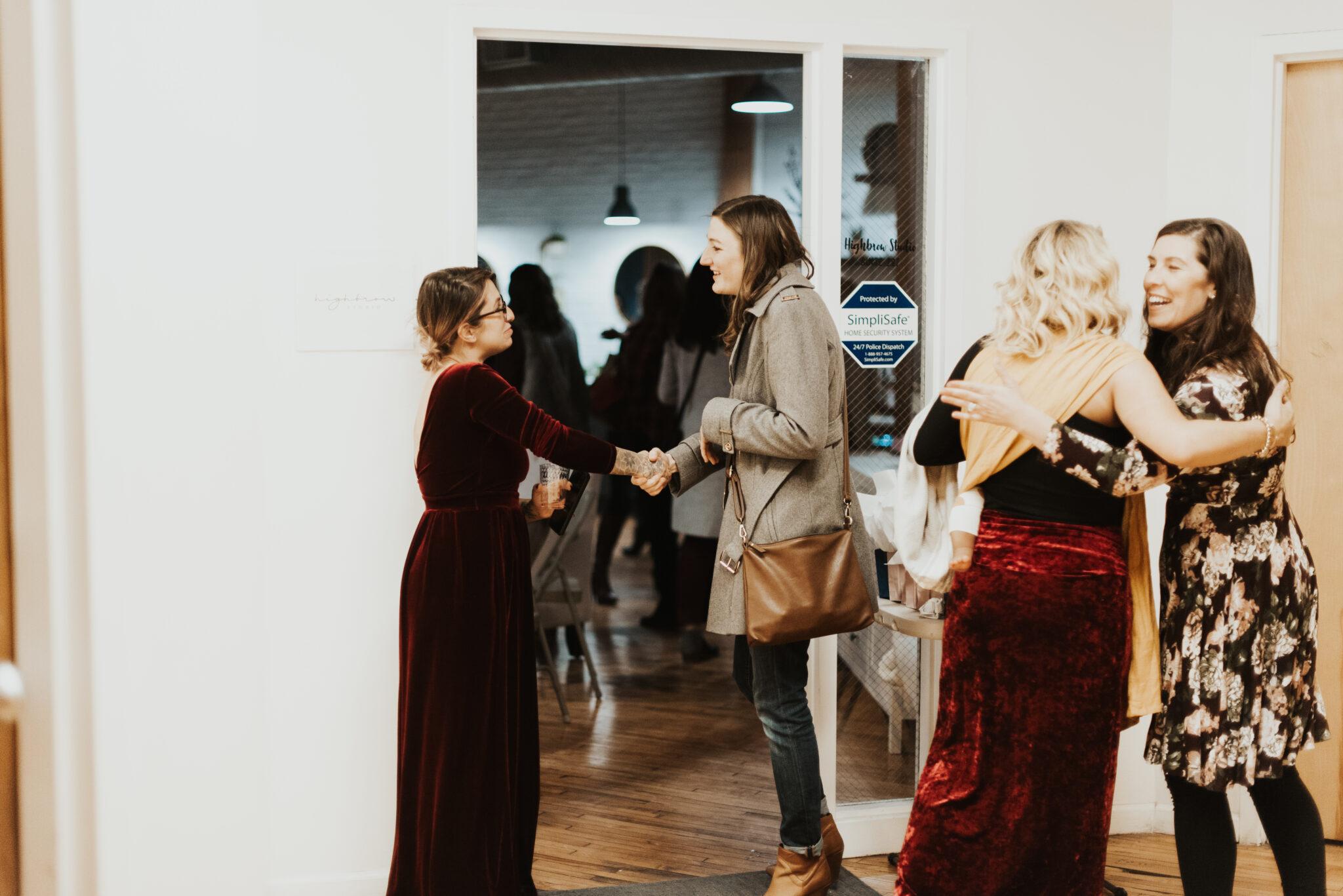 Minne Mama Meetup at Highbrow