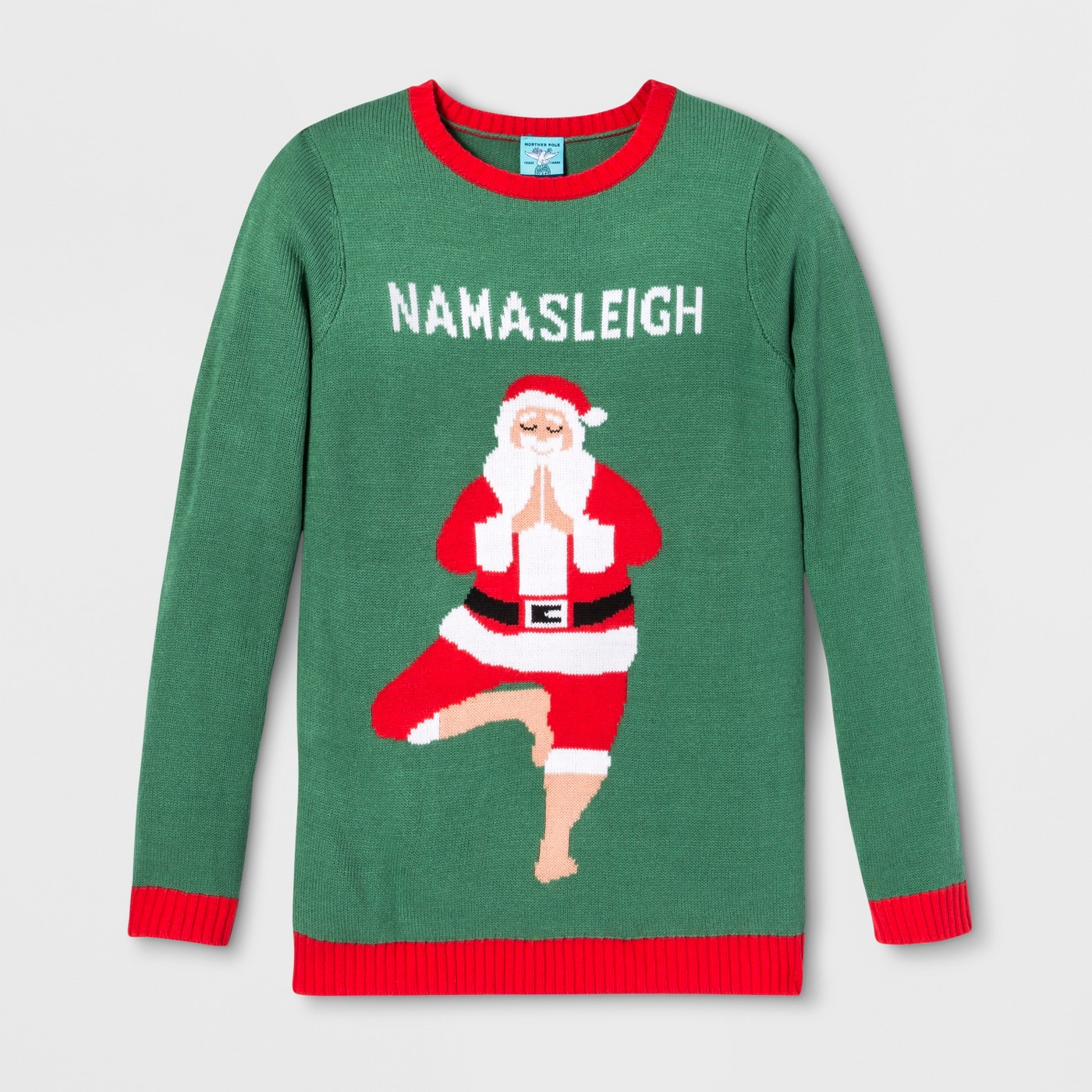 Womens Christmas Sweaters Namasleigh