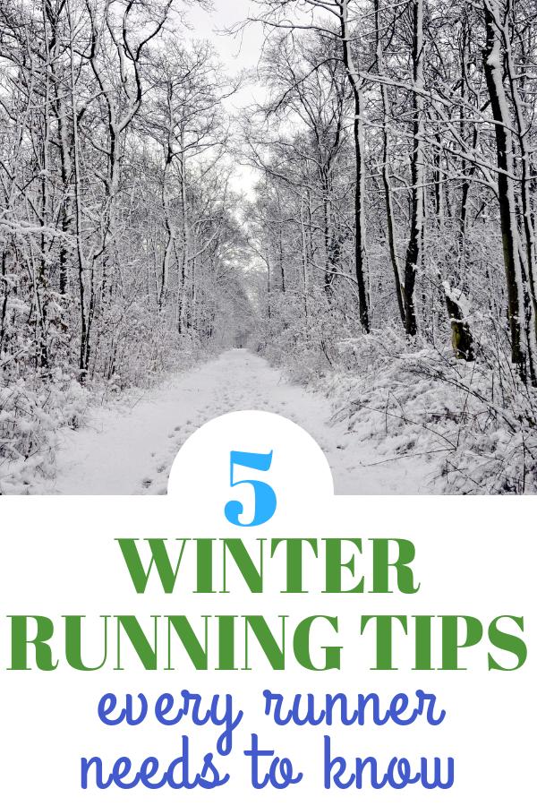 5 Key Winter Running Tips