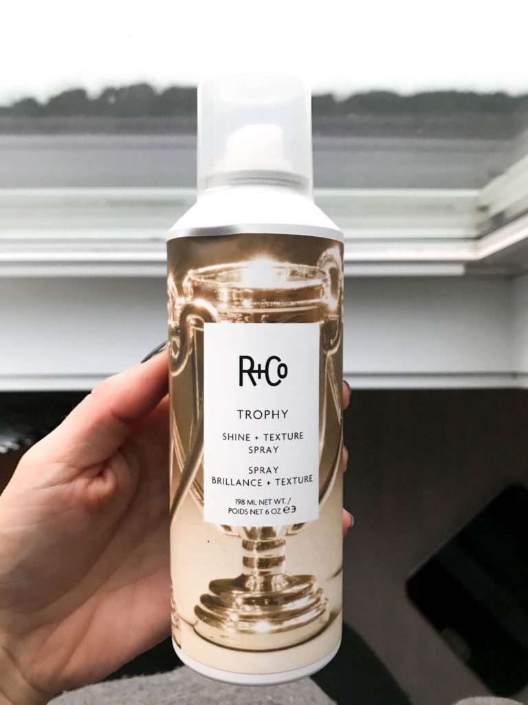 R+Co trophy - the best shine and texture spray