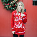 Women's Christmas Sweaters You'll Actually Wear