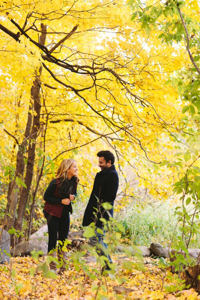 fall bucket list - get out and enjoy the leaves!