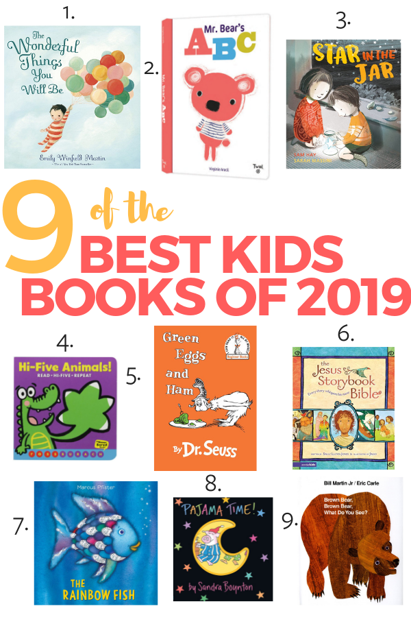 9 best kids books of 2019