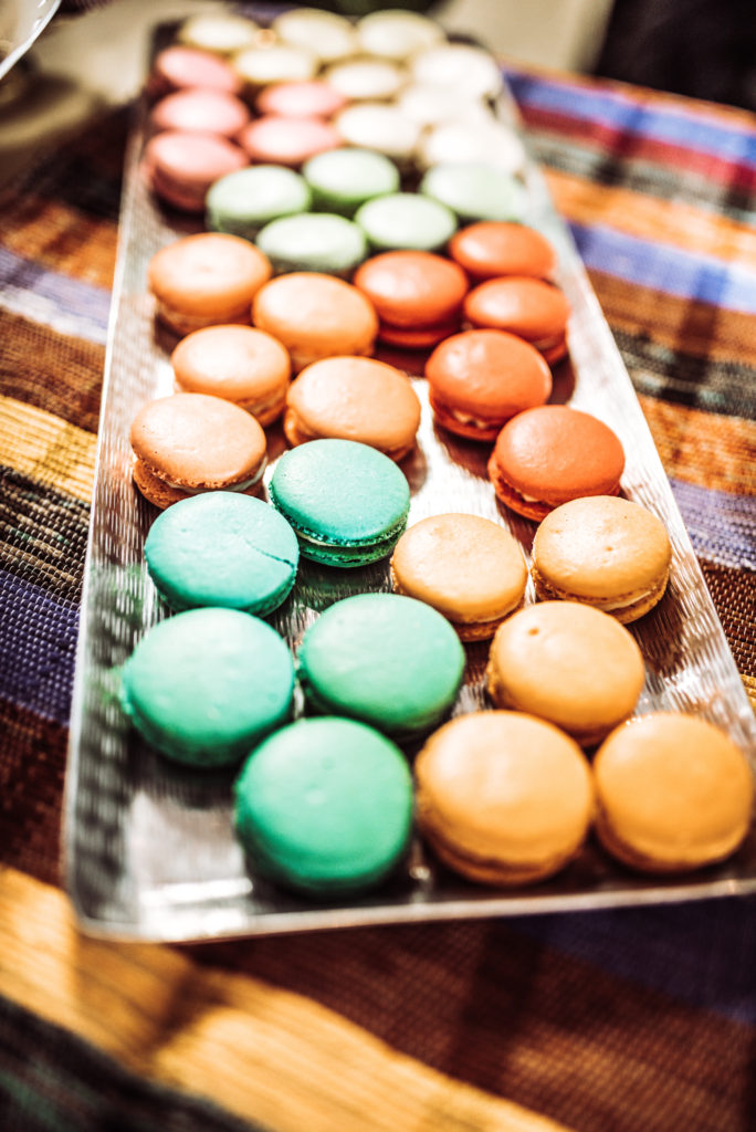 Macaroons from Amy's cupcakes