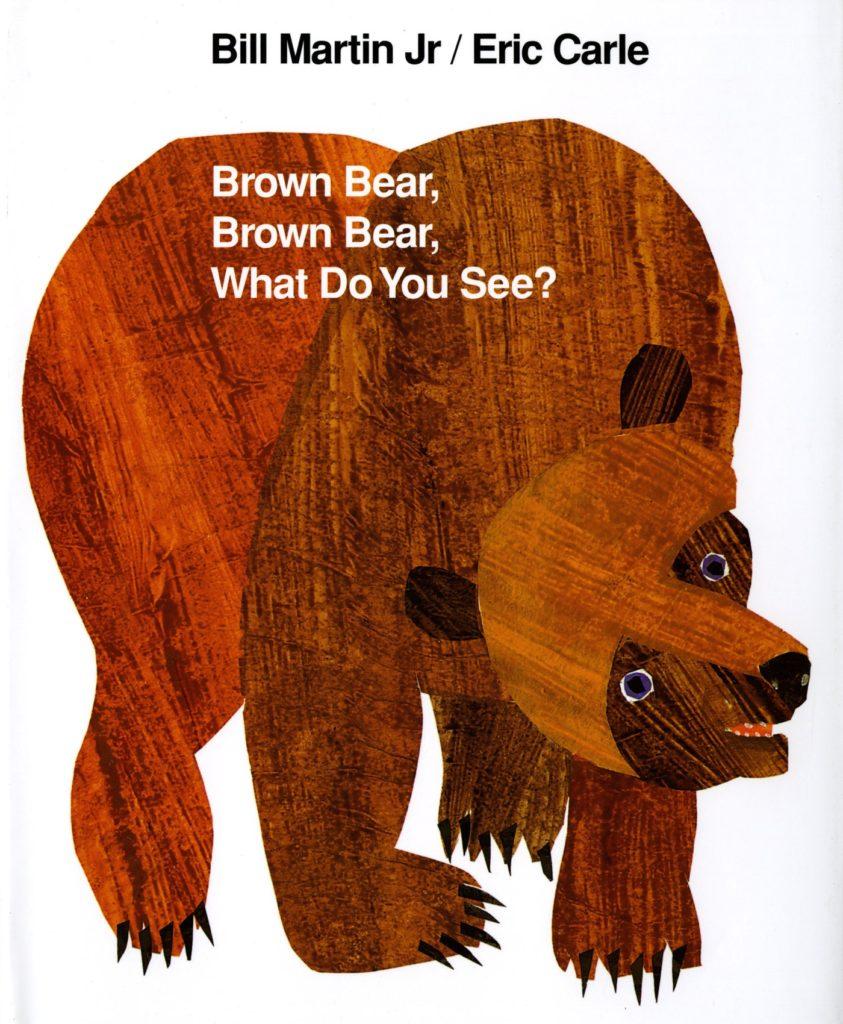 Best Kid Books - Brown Bear, Brown Bear