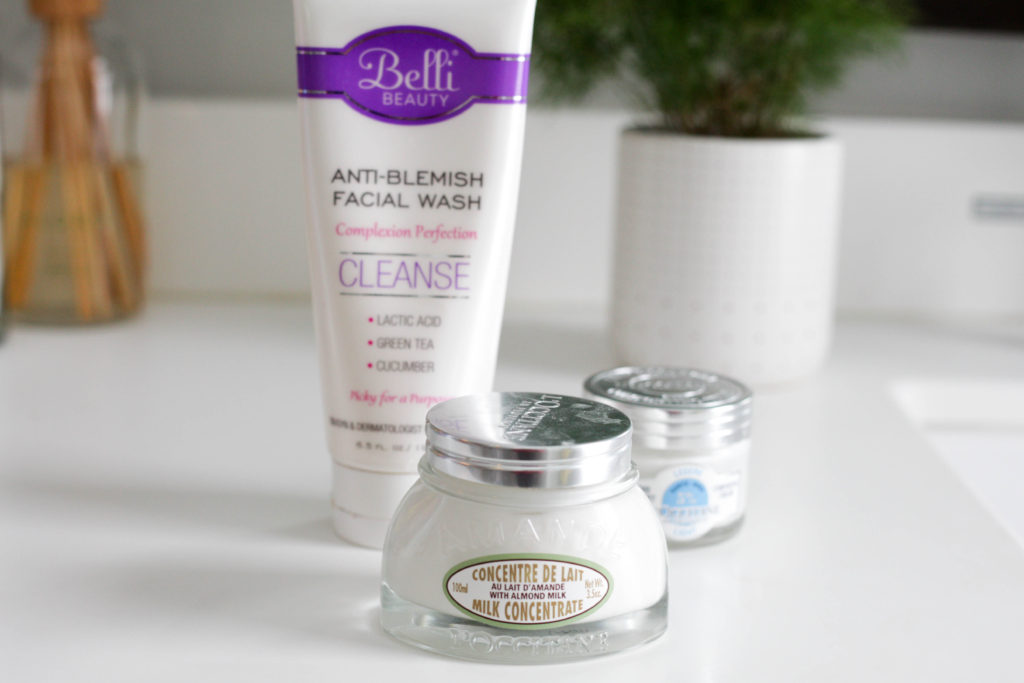 belly cream to use during the firs trimester