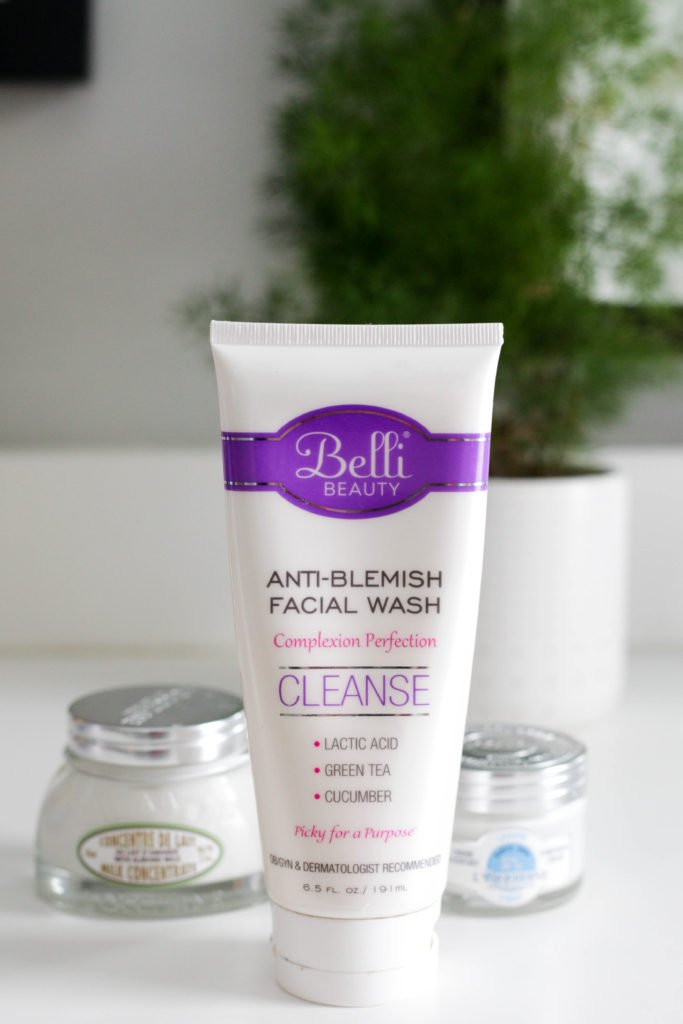 the best face wash for acne prone skin during pregnancy