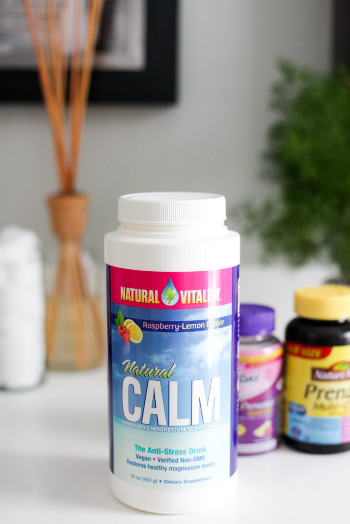 calm - the best supplement to take to ease constipation during pregnancy