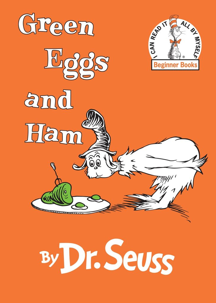 Best Kid Books - Green Eggs and Ham