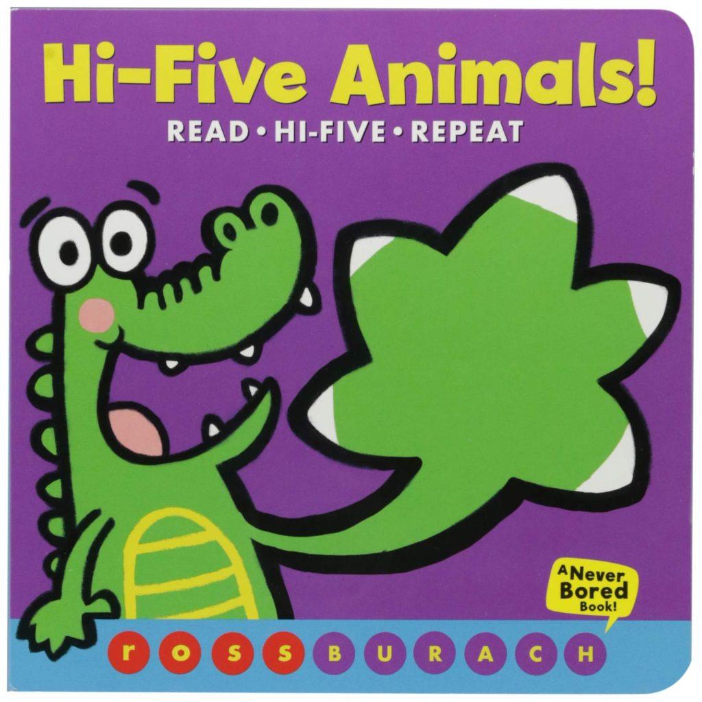 Best Kid Books - Hi-Five Animals