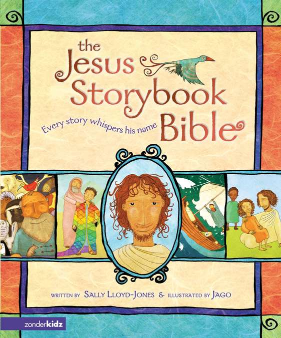 Best books for kids - the Jesus Storybook Bible