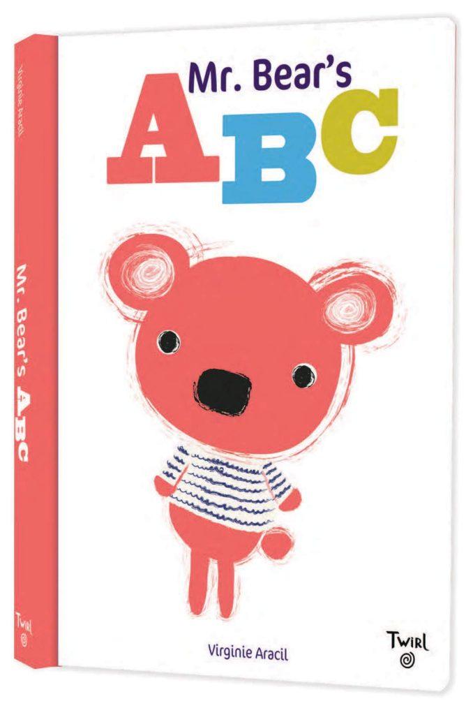 Best Books for Kids - Mr. Bears ABC