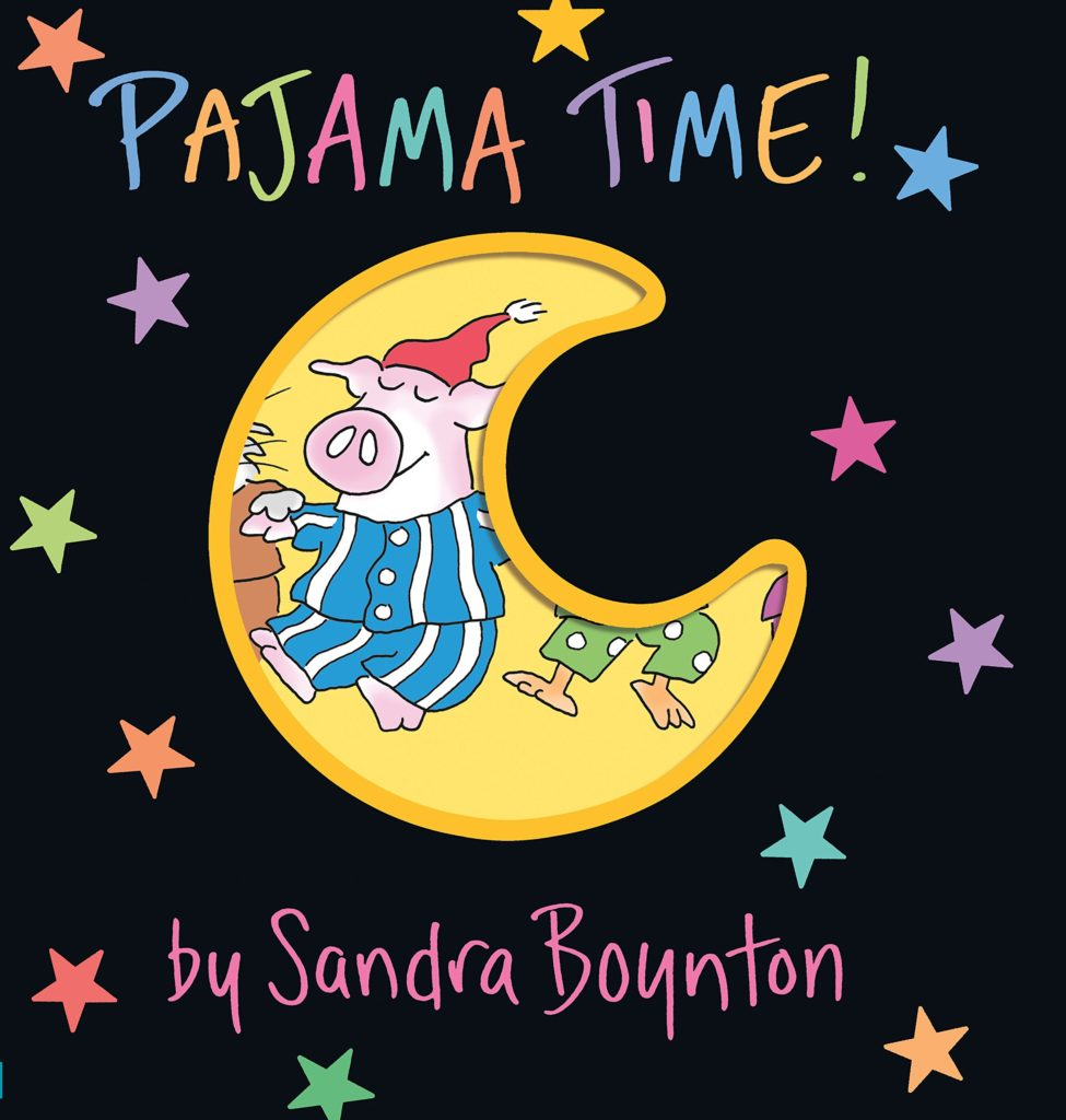 Best Books for Kids - Pajama Time