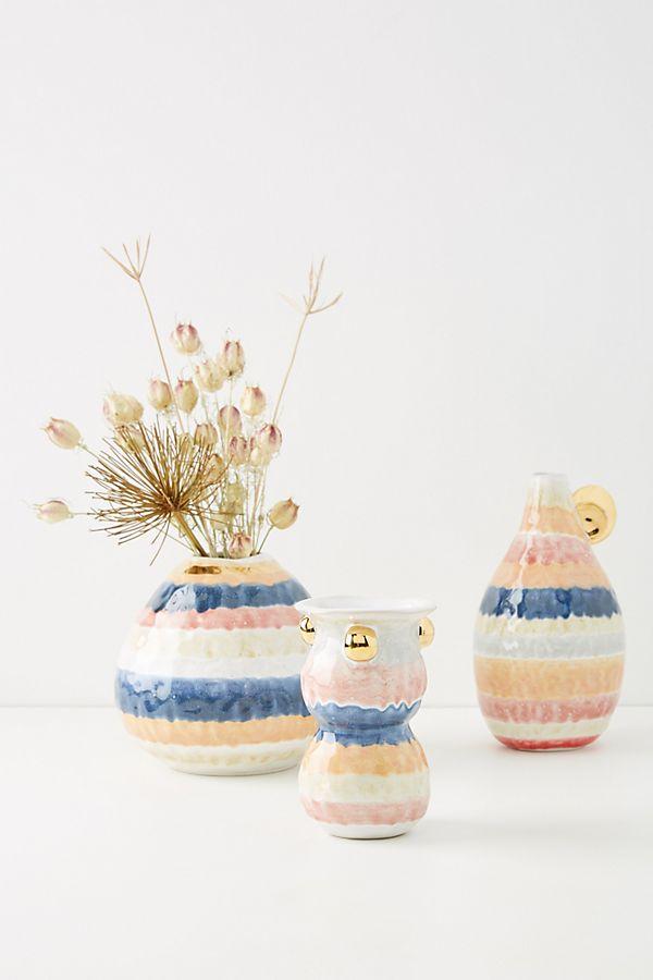 Boho Home Decor - beautiful spring vases from anthropolgie