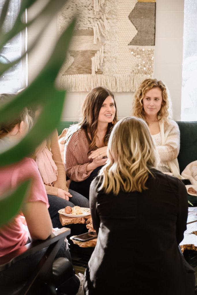 Minne Mama Meetup - small group