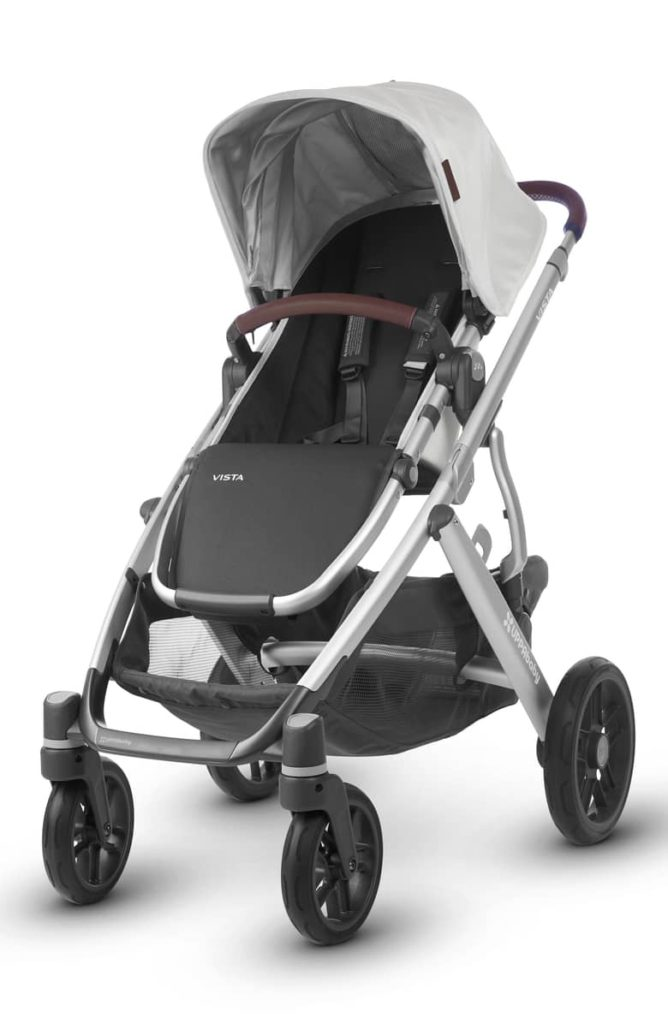 Top 10 Must Have Items for Baby - Uppa Baby Vista