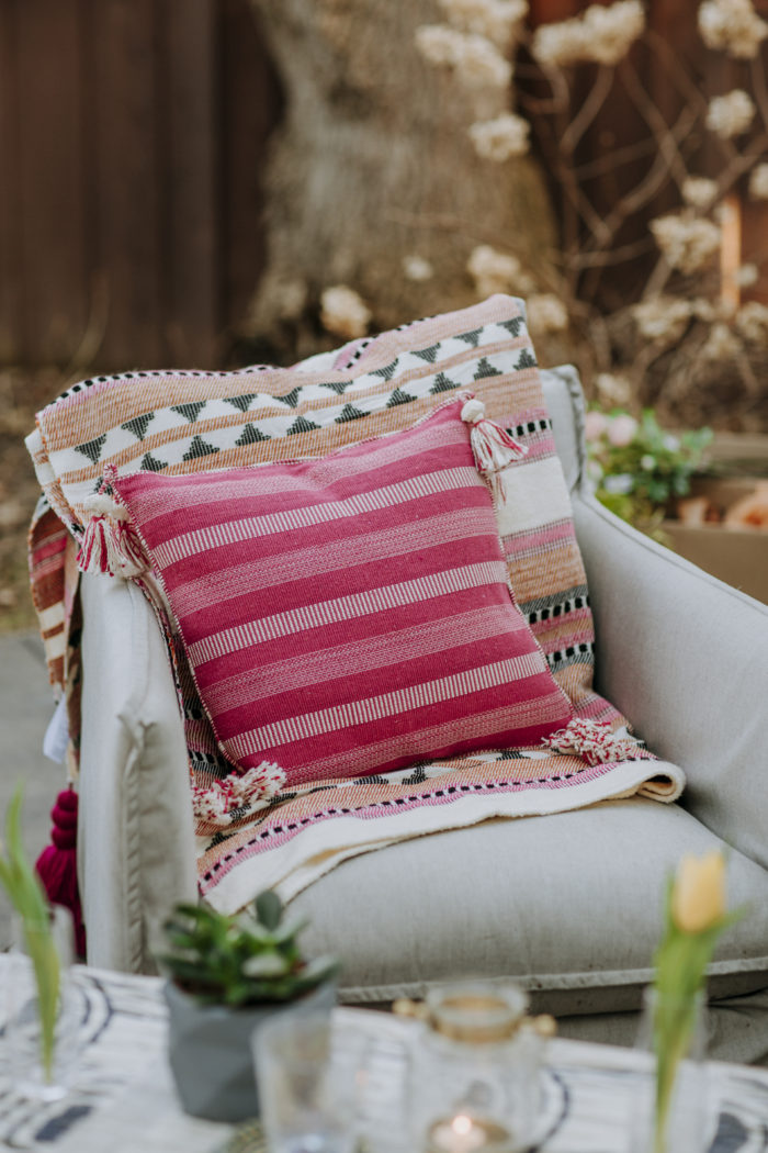 5 Outdoor Entertaining Tips With Anthropologie