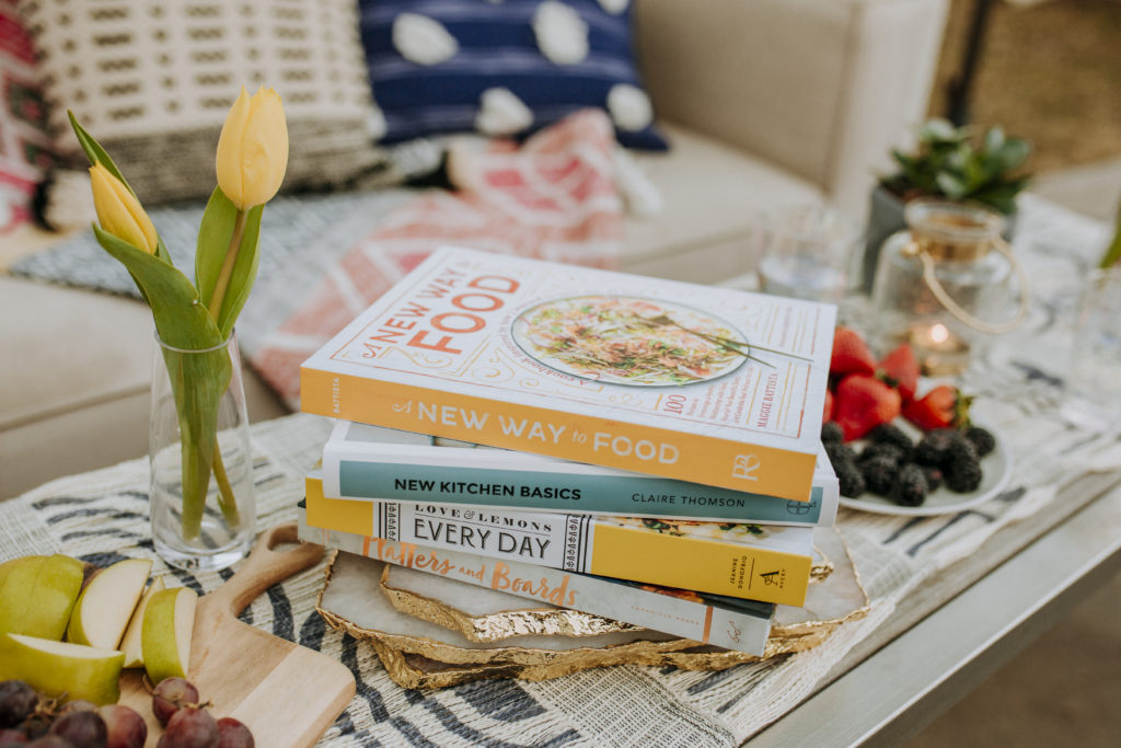 Cookbooks to use for outdoor entertaining