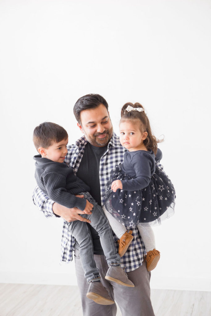 Dad's role in parenting - pregnancy, birth and babies