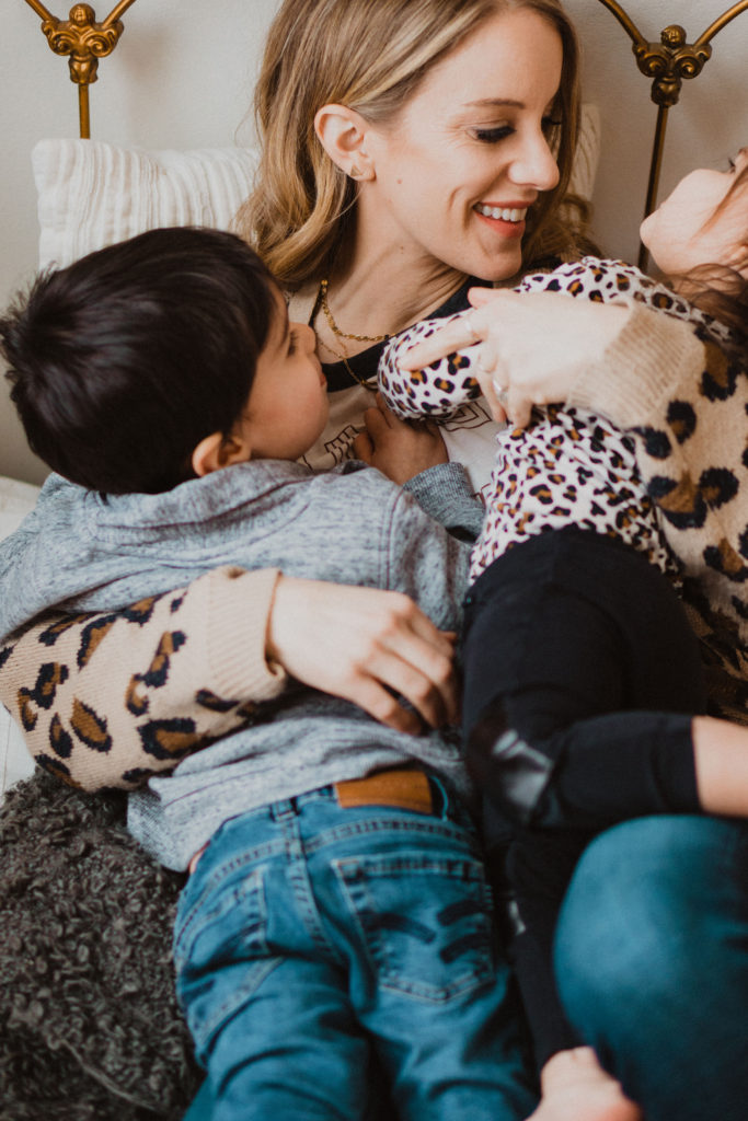 A Day in the Life of Blogger/Mom