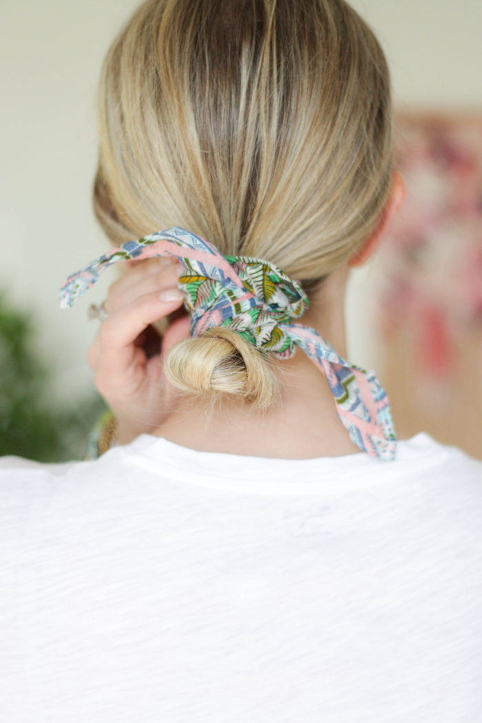 How to Wear a Bandana 8 Simple Ways {VIDEO!}
