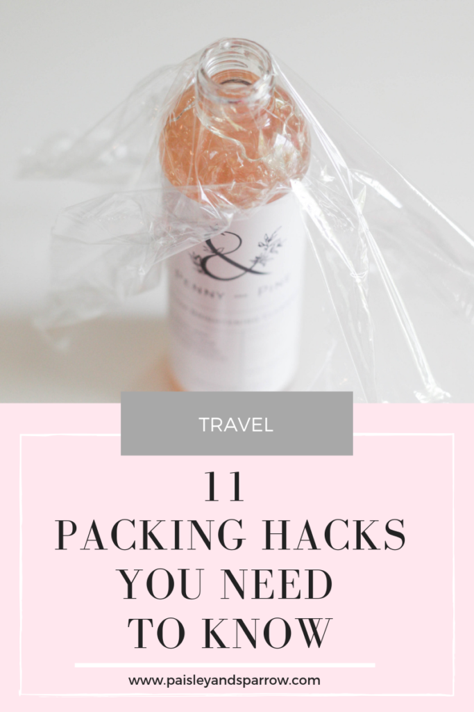 11 genius travel hacks you need to try! #travel