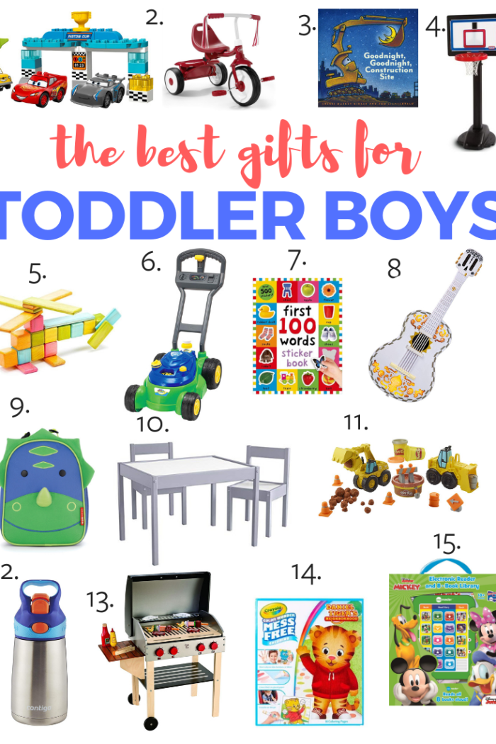 Best Toys for 3 Year Old Boys